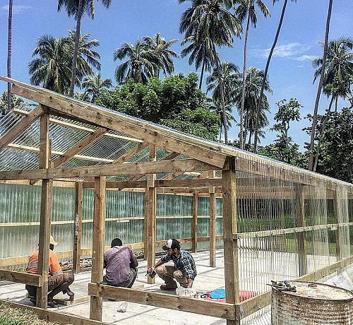 Discus Holdings helps Vanuatu